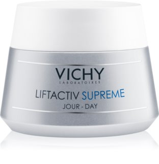 Vichy Liftactiv Supreme dnevna lifting krema za učvrstitev kože za suho do zelo suho kožo