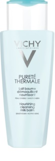 Vichy Pureté Thermale Nourishing Cleansing Milk Balm