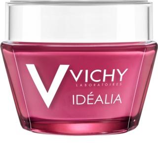 Vichy Idéalia Изглаждаща и озаряваща грижа за суха кожа