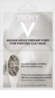 Vichy Mineral Masks reinigende Gesichtsmaske mit Tonmineralien