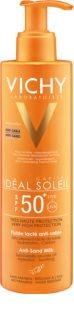 Vichy Idéal Soleil Capital sandabweisende Bräunungscreme  SPF 50+