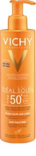 Vichy Idéal Soleil Capital сонцезахисне молочко SPF 50+