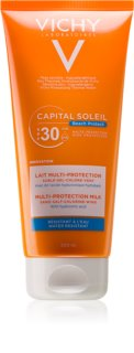 Vichy Capital Soleil Beach Protect lapte multi protector hidratant SPF 30