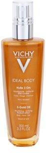 Vichy Ideal Body Glitzer-Öl für Gesicht, Körper und Haare