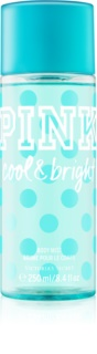 Victoria's Secret PINK Cool and Bright spray corporal para mujer 250 ml