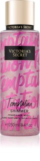 Victoria's Secret Temptation Shimmer Bodyspray für Damen 250 ml