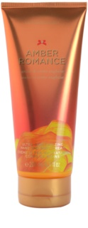 Victoria's Secret Amber Romance Amber & Créme Anglaise  Body Cream for Women 200 ml