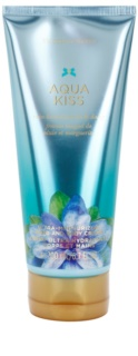 Victoria's Secret Aqua Kiss Rain-kissed Freesia & Daisy Körpercreme für Damen 200 ml