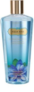 Victoria's Secret Aqua Kiss Douchegel voor Vrouwen  250 ml