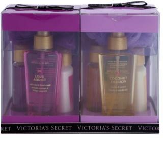 Victoria's Secret Fantasies Love Addict & Coconut Passion Gift Set  I.
