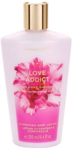 Victoria's Secret Love Addict Wild Orchid & Blood Orange latte corpo da donna