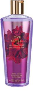 Victoria's Secret Love Spell Cherry Blossom & Peach гель для душу для жінок 250 мл