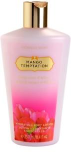 Victoria's Secret Mango Temptation Mango Nectar & Hibiscus lapte de corp pentru femei 250 ml