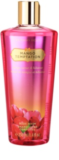 Victoria's Secret Mango Temptation Mango Nectar & Hibiscus Shower Gel for Women 250 ml