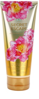 Victoria's Secret Secret Escape Sheer Freesia & Guava Flowers crema de corp pentru femei 200 ml
