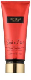 Victoria's Secret Such a Flirt crema corporal para mujer 200 ml