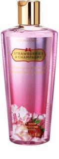 Victoria's Secret Strawberry & Champagne Shower Gel for Women 250 ml