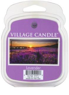 Village Candle Lavender cera derretida aromatizante 62 g