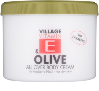 Village Vitamin E Olive Bodycrème