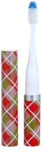 Violife Slim Sonic Gift Wrap  Baterie periuță de dinți sonic, cu cap de rezervă