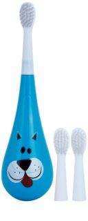 Violife Rockee Marley fogkefe gyermekeknek + 2 tartalékfej