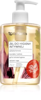 Vis Plantis Herbal Vital Care Oak Bark & Sage gel limpiador suave para zonas íntimas