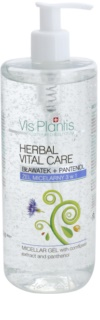 Vis Plantis Herbal Vital Care gel micelar  3 en 1