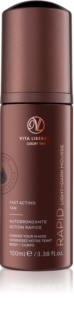 Vita Liberata Rapid Self-Tanning Mousse With Immediate Effect
