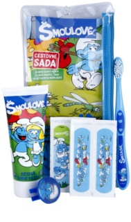 VitalCare The Smurfs Cosmetic Set I.