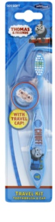 VitalCare Thomas & Friends Toothbrush for Kids with Travel Cover Soft