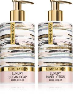 Vivian Gray Temptation lote cosmético V.