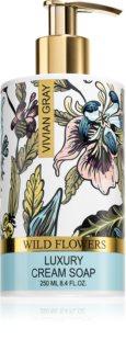 Vivian Gray Wild Flowers sapun crema