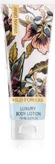 Vivian Gray Wild Flowers pflegende Body lotion