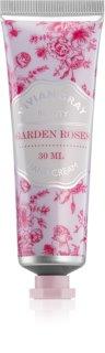 Vivian Gray Naturals Garden Roses pflegende Handcreme