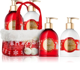 Vivian Gray Red Christmas set cosmetice I.