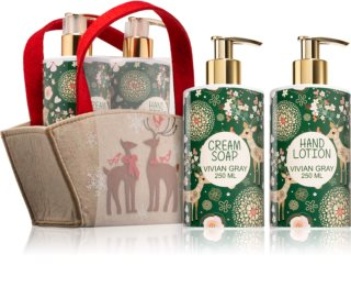 Vivian Gray Natural Christmas darilni set