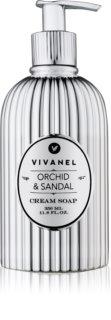 Vivian Gray Vivanel Orchid & Sandal крем сапун