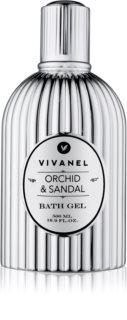 Vivian Gray Vivanel Orchid & Sandal Гел за душ и вана