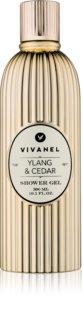 Vivian Gray Vivanel Ylang & Cedar gel de dus