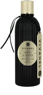Vivian Gray Vivanel Prestige Neroli & Ginger gel de dus