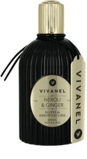 Vivian Gray Vivanel Prestige Neroli & Ginger гель для ванни