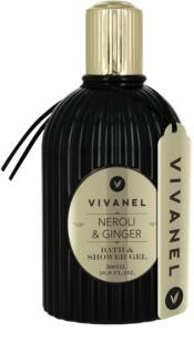Vivian Gray Vivanel Prestige Neroli & Ginger gel de bain