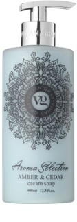 Vivian Gray Aroma Selection Amber & Cedar Sapun lichid