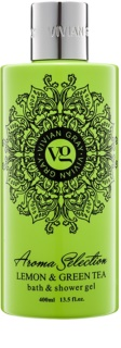 Vivian Gray Aroma Selection Lemon & Green Tea gel za prhanje in kopanje
