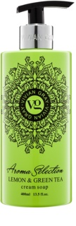 Vivian Gray Aroma Selection Lemon & Green Tea Cream Liquid Soap
