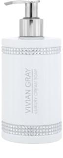 Vivian Gray Crystals White sabonete cremoso