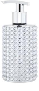 Vivian Gray Precious Crystals Silver jabón líquido para manos