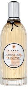 Vivian Gray Vivanel Grapefruit&Vetiver toaletní voda pro ženy 100 ml