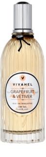 Vivian Gray Vivanel Grapefruit&Vetiver Eau de Toilette for Women 100 ml
