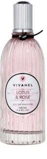 Vivian Gray Vivanel Lotus&Rose Eau de Toilette für Damen 100 ml